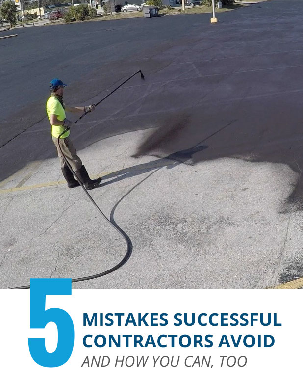 5 Mistakes Successful Contractors Avoid