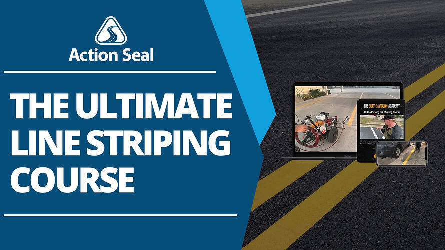 The Ultimate Line Striping Course