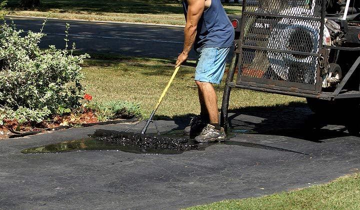 Home Driveway Repair