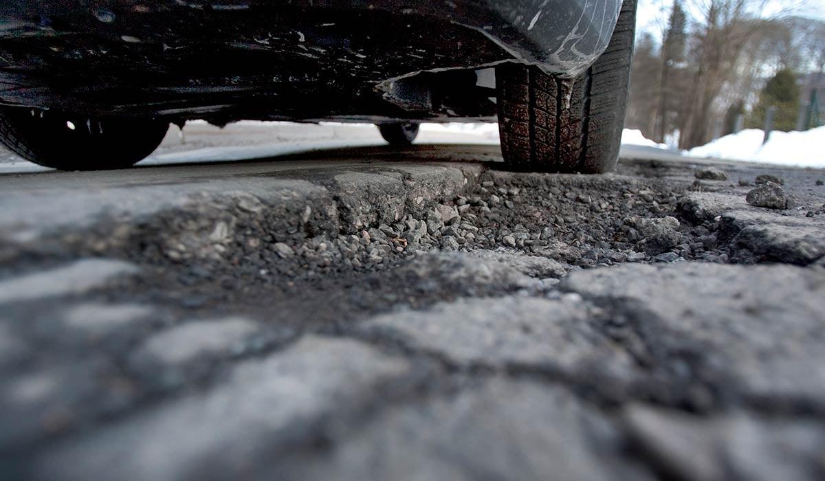 Pothole Repair Guide