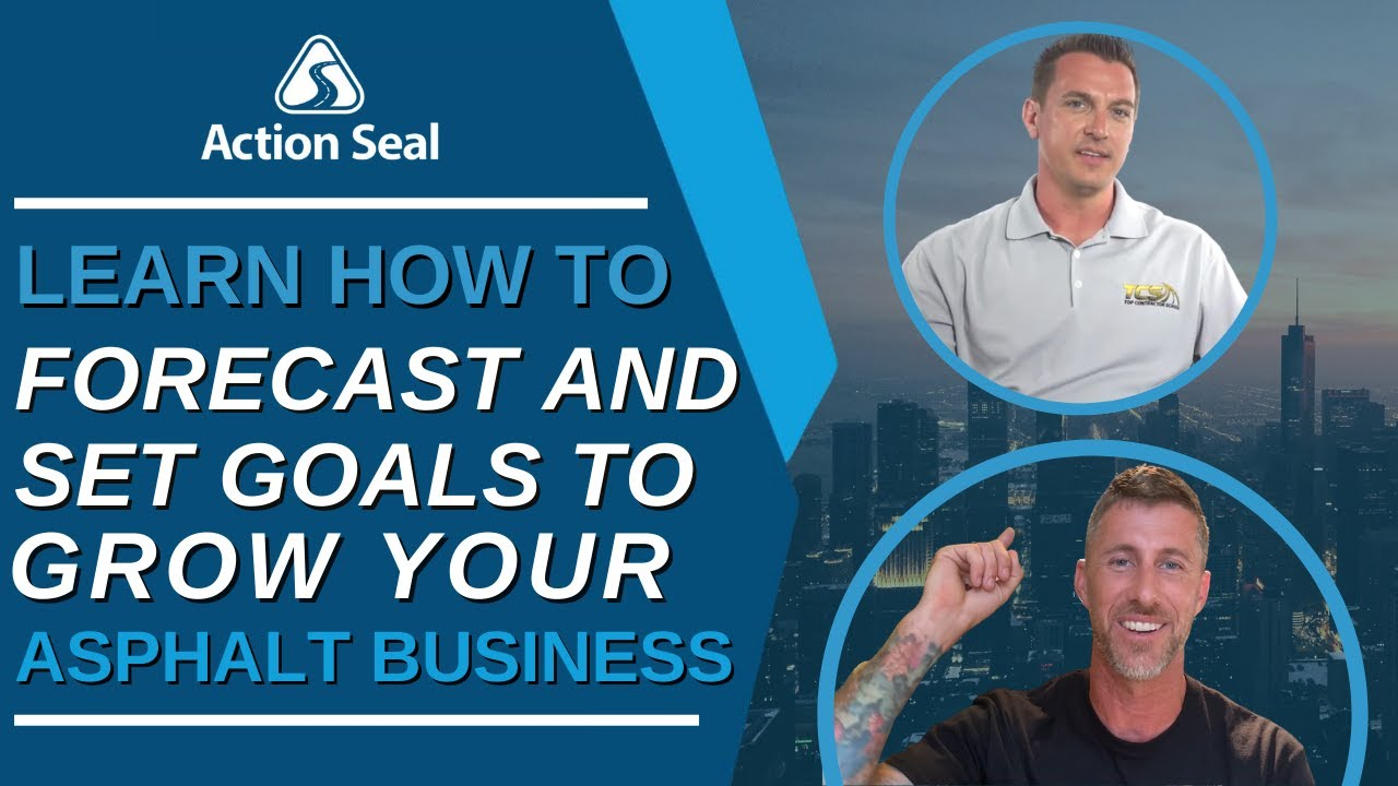 How to forecast and set goals to grow your asphalt business with Brian Hess