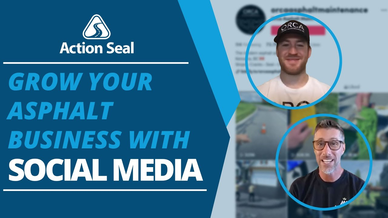 Asphalt contractor social media webinar with Braden Hamilton with Braden Hamilton